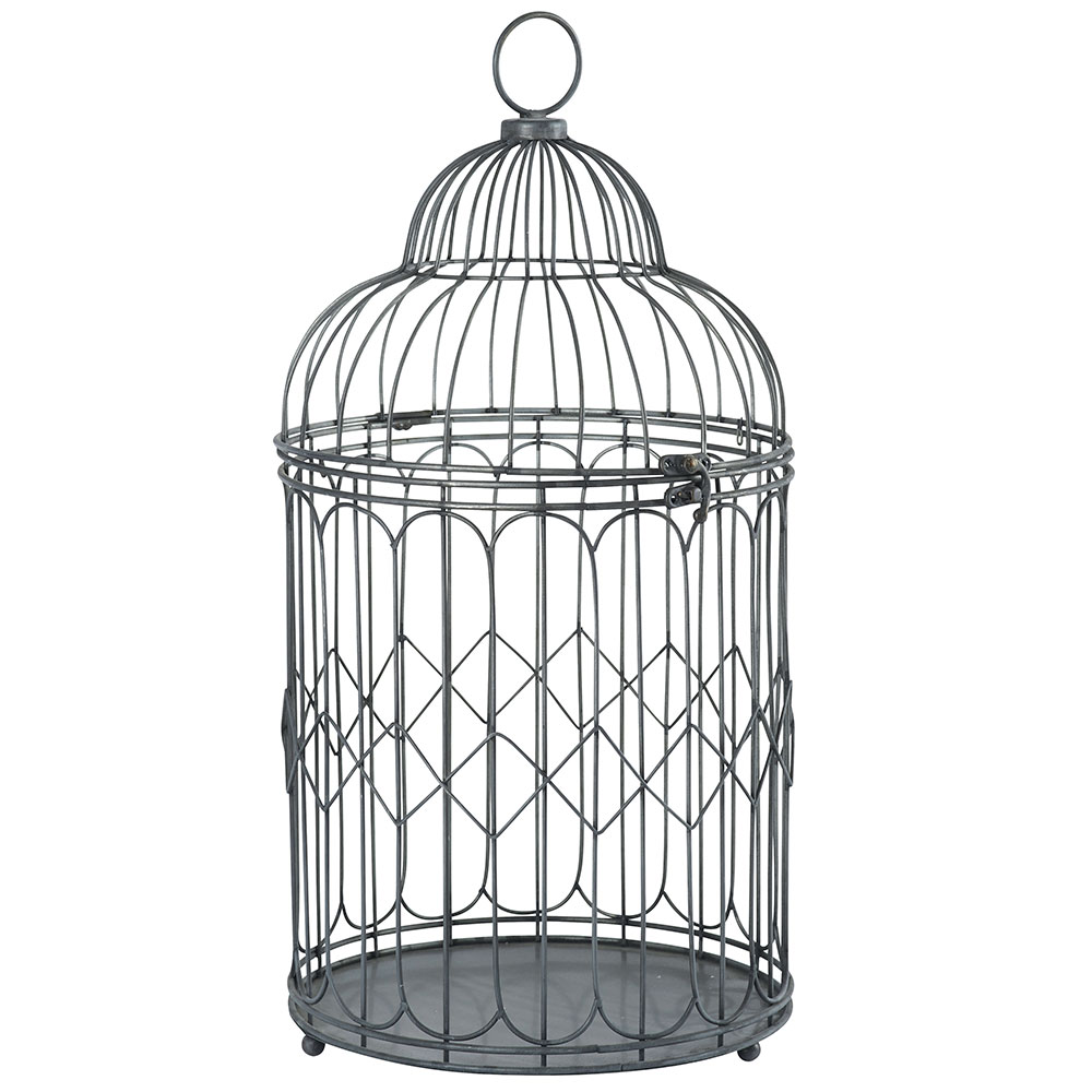 cage d corative oiseaux cocktail scandinave. Black Bedroom Furniture Sets. Home Design Ideas