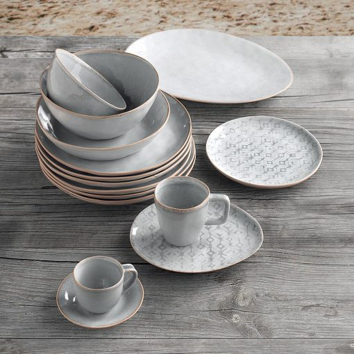 Collection assiettes BOREAL