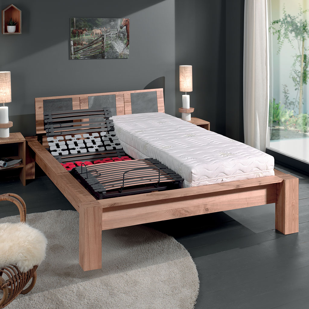 le sommier de relaxation lectrique technobed. Black Bedroom Furniture Sets. Home Design Ideas