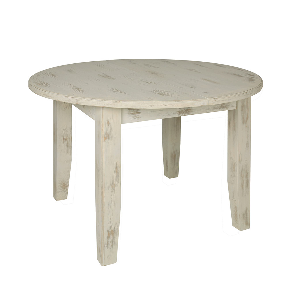 Table ronde riviera cocktail scandinave for Table ronde sejour