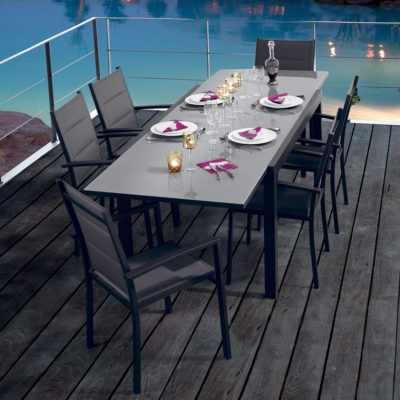 Table de jardin BORA