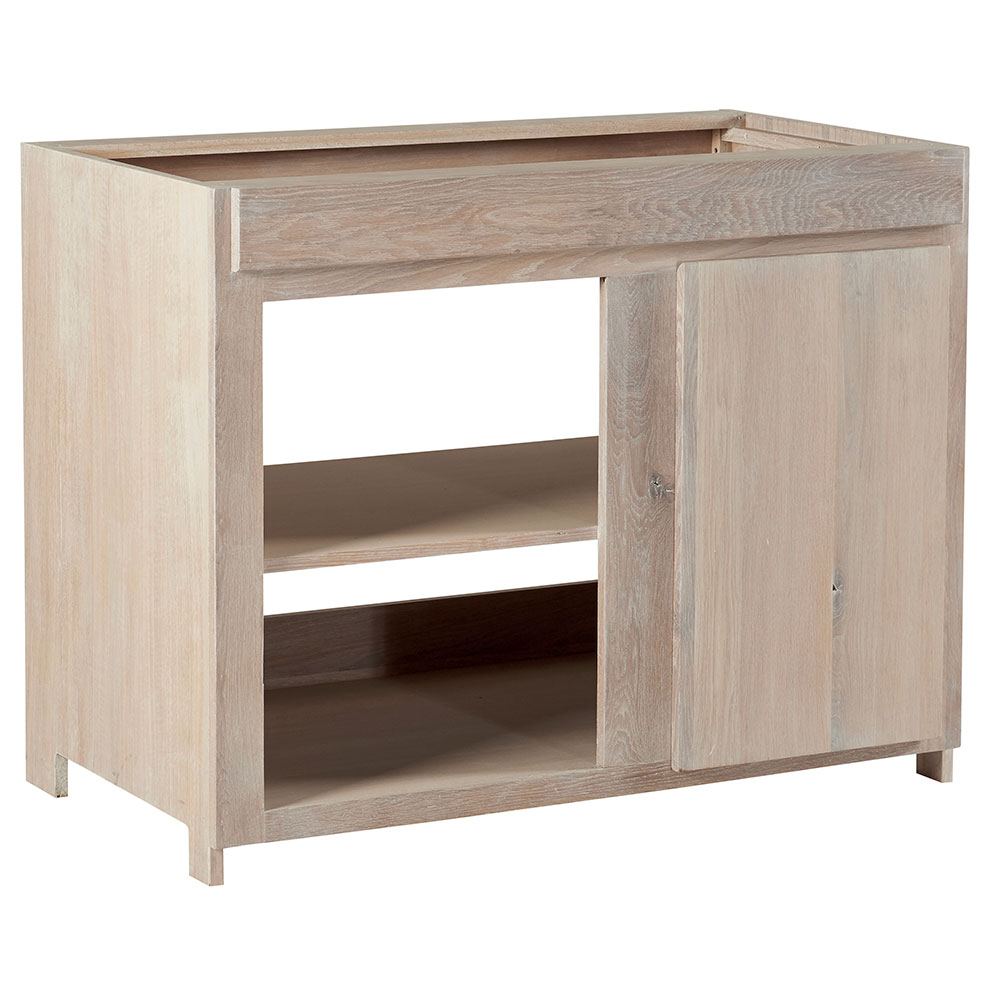 Meuble D Angle Bjorn Cocktail Scandinave # Meuble Tv Bjorn