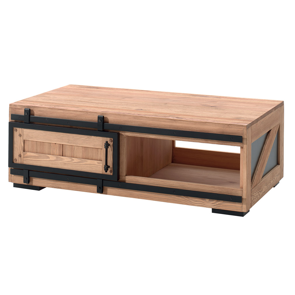 table basse yateley un style nature et modernis. Black Bedroom Furniture Sets. Home Design Ideas
