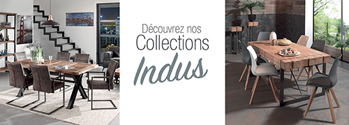 Collection mobilier design industriel