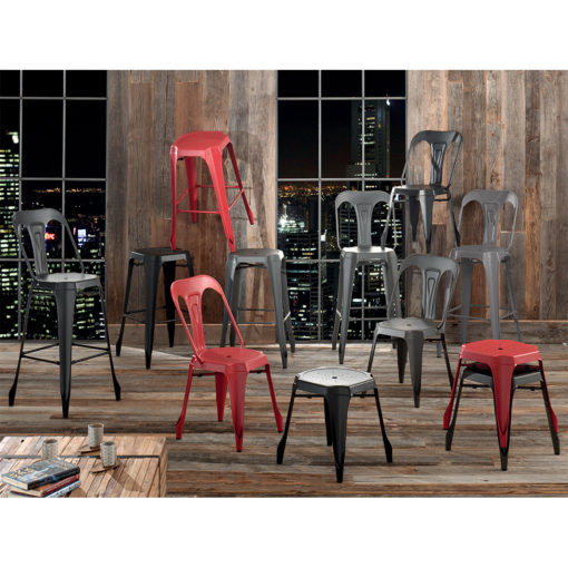 Collection chaises MACKAY