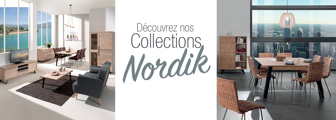 Nos collections NORDIK