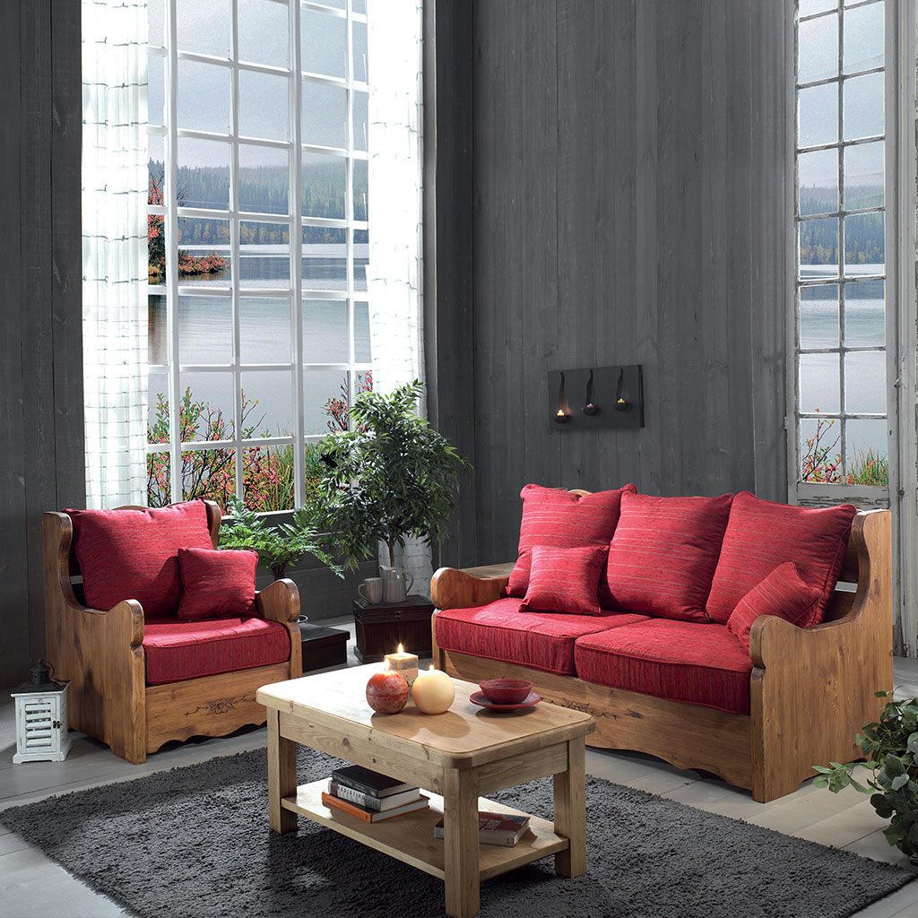 Canap convertible alhambra cocktail scandinave - Canape convertible cocktail scandinave ...