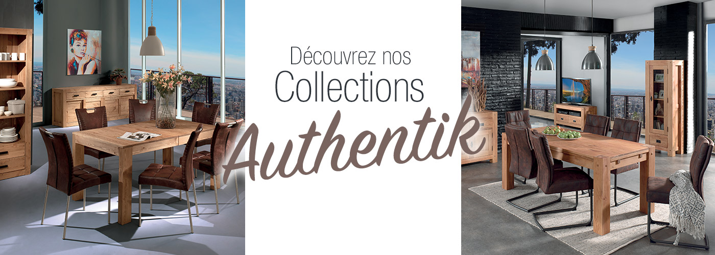 Collection AUTHENTIK
