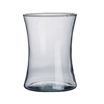 Vase transparent DIABOLO