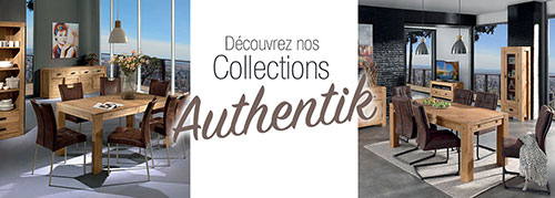Collection mobilier authentique