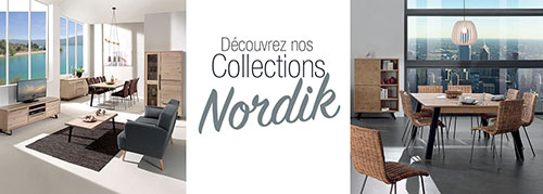 Collection mobilier scandinave