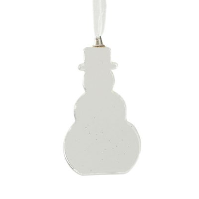 Suspension Bonhomme de neige