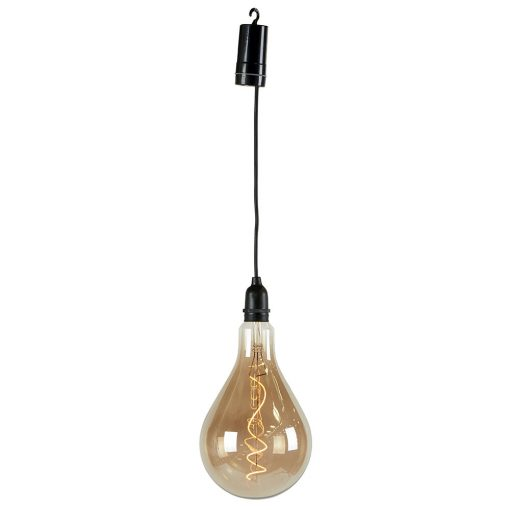 Suspension ampoule LED