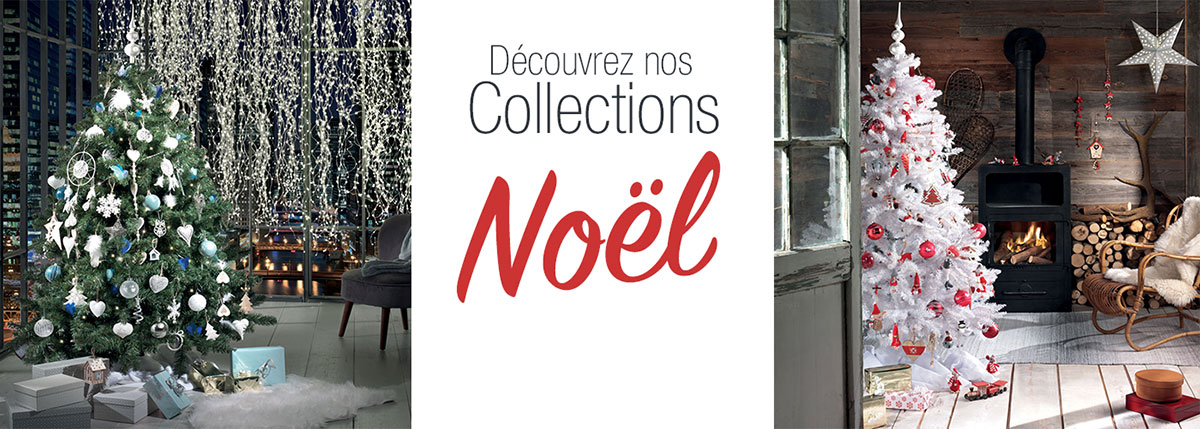 Nos collections de Noël