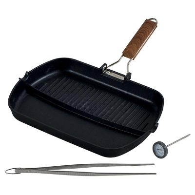 Set Grill multifonction