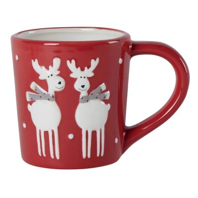 Mug Caribou in love