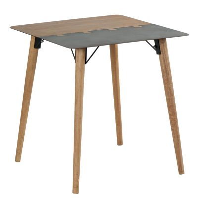 Table carrée FUSTING