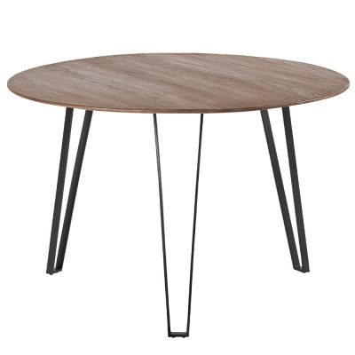 Table AVELAND en teck recyclé