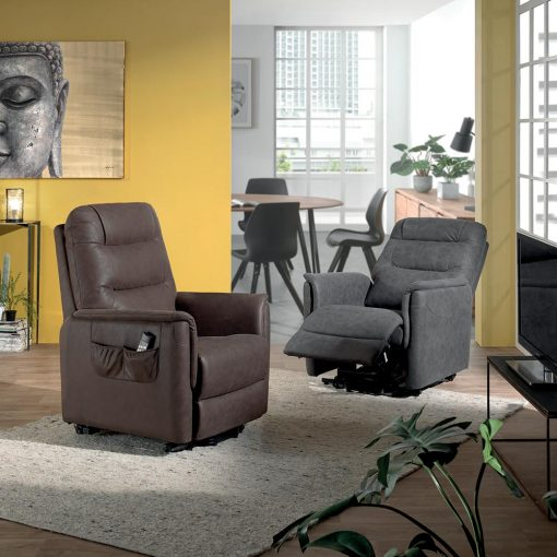 Fauteuil relax HIRLEY