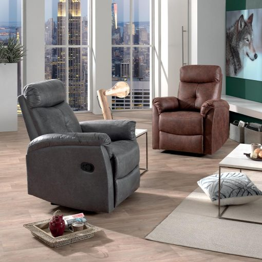 Fauteuil relax WINGER