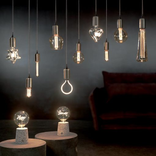 Collection ampoules LED