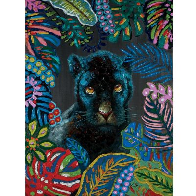 Tableau TROPICAL PANTHER