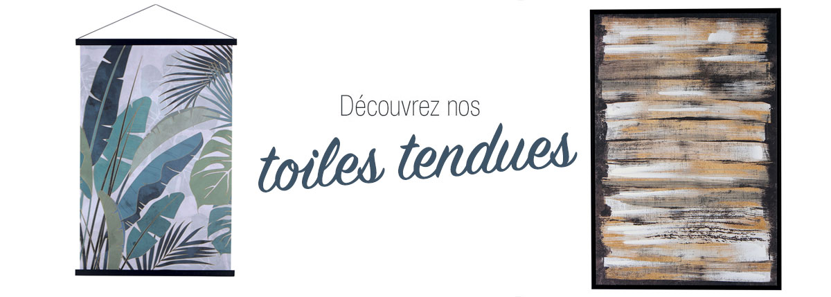 Toiles tendues