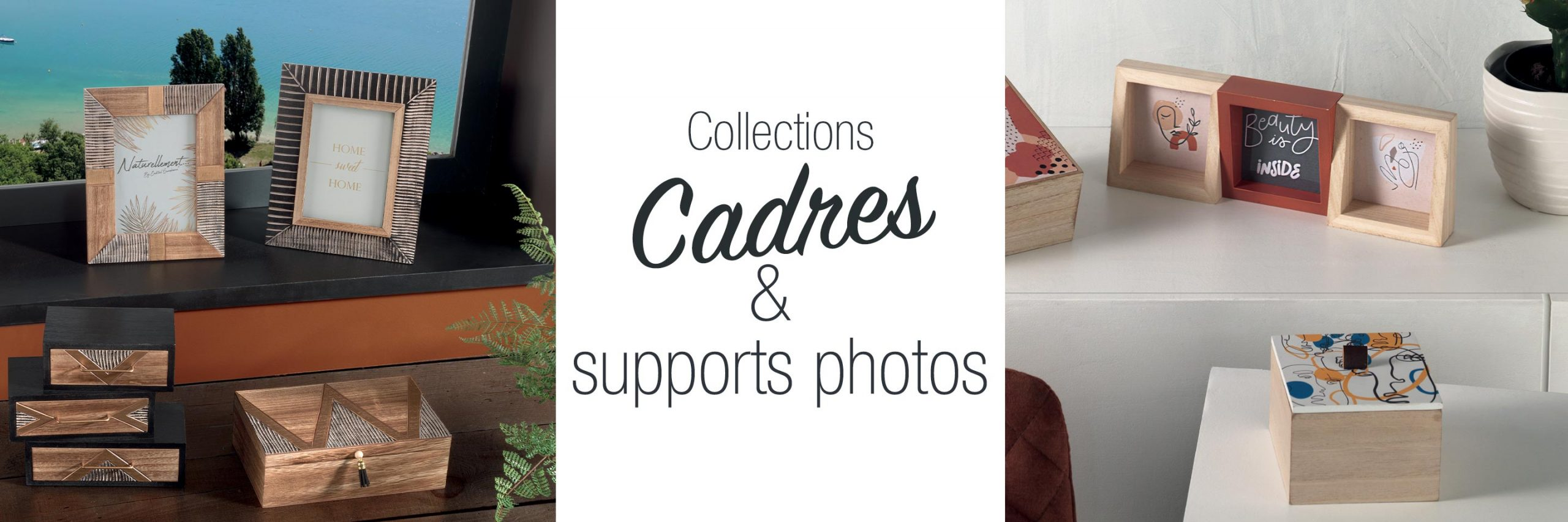 Cadres & supports photos